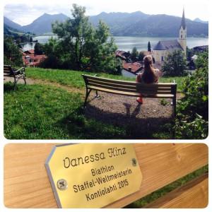 Freizeit Vanessa Hinz Schliersee